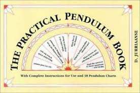 Details About New Practical Pendulum Book With Instructions For Use And 38 Pendulum Charts