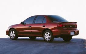 2001 Chevrolet Cavalier - Information and photos - ZombieDrive