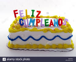 birthday cake with spanish candles BHW79W dedicated chocolate birthday cake close up royalty free stock on pictures of birthday cakes in spanish
