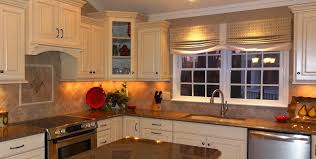 Kitchen Window Covering Bay Window Valance Kitchen Bay Window Panel Curtain Ideas