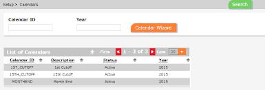 Calendar Wizard 2015 Define Calendars Sunriserecon Help