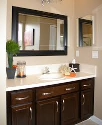 Bathroom  Backsplash Ideas With White Cabinets Beadboard Basement - Best paint finish for bathroom