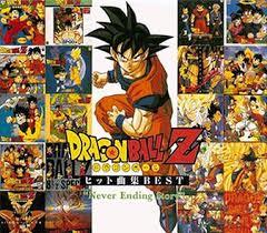 Dragon Ball Z Power Chart Dragon Ball Z Hit Song Collection Series Wikipedia