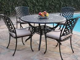cast aluminum patio chairs. Kawaii Cast Aluminum Outdoor Patio Furniture 5 Piece 48\ Chairs