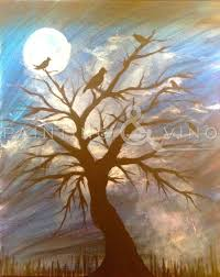 counting crows by kimberly tabay for painting vino