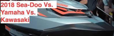 Jet Ski Fuel Consumption Chart 2018 Sea Doo Vs Yamaha Vs Kawasaki Steven In Sales