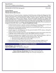 Picture Of Cfo Resume Templates Joodeh Com