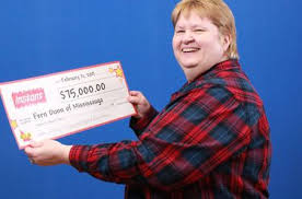 Mississauga woman wins $75,000 lottery