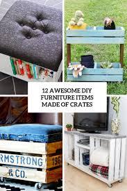 diy crate furniture