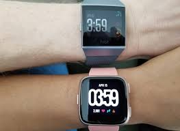 Ionic Versus Versa Which Fitbit Smartwatch Is For You