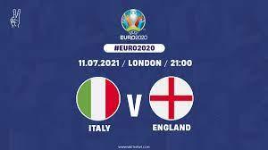 EURO 2020: Italy vs England: Road To ...