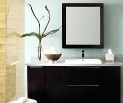 wall hung bathroom vanities mounted vanity in dark cherry by cabinetry cabinet uk