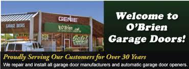 o brien garage doorsGarage Door Repair Services  OBrien Garage Doors