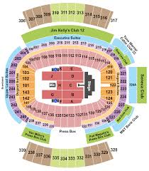 New Era Field Seating Chart Beyonce New Era Field Tickets With No Fees At Ticket Club