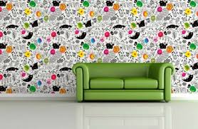 Small Picture Fancy wallpaper for your chic wall decoration Interior Design