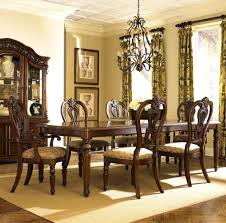 Creative Of Dark Wood Dining Tables And Chairs Related To House - Dark wood dining room tables