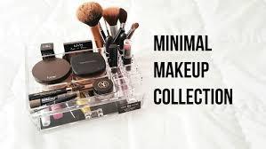 minimalist makeup skin care organization konmari decluttering method you