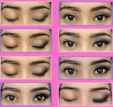 tutorial membuat riasan smokey eyes untuk mata orang asia kholic id