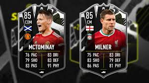 Create your own fifa 21 ultimate team squad with our squad builder and find player stats using our player database. Fifa 21 Fut Showdown Mctominay Vs Milner Gamers Academy