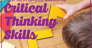 Remedia Publications: How to Improve Students' Critical Thinking ...