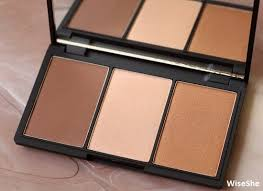 sleek face form contouring and blush palette um 374 review