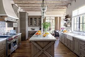 White Distressed Kitchen Table Distressed Kitchens Espresso Kitchen Island Traditional Kitchen