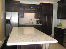 Granite Island Kitchen Contemporary Granite Countertops