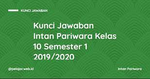 Coming soon we are currently working on the launch of the new socketpro website to let you purchase our products directly from us. Kunci Jawaban Lks Intan Pariwara Kelas 10 Semester 1 2020