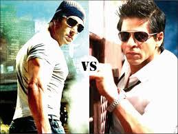Salman Khan Threw Shahrukh Khan Down From Bed