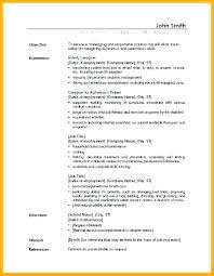 Child Care Resume Examples Best of Child Care Resume Sample Child Care Resume Sample Babysitting