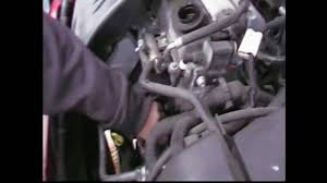 Oil Filter Change in Chevy Cobalt 2.2L Ecotec - YouTube