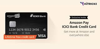 Amazon Pay Chart Guide How To Get Amazon Pay Icici Credit Card Hitricks
