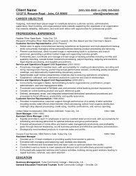 Bank Teller Resume Description Lovely Job Description For Bank