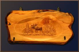 Moose Coat Rack Moose Wood Carved Coat Rack 58