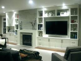 primary tv wall unit with fireplace m7295514 built in wall unit