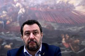 He has also been federal secretary of northern. Court Of Ministers Accuses Matteo Salvini Of Abusing Power Infomigrants
