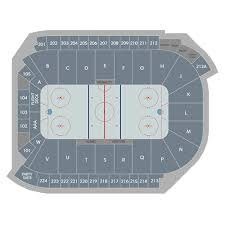 Colorado Eagles Seating Chart Budweiser Events Center Loveland Tickets Schedule