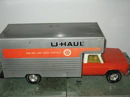 images of u haul metal toy trucks
