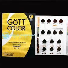 China Professional Hair Color Chart Kit Oem Printing China