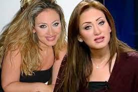 ريهام سعيد قبل عمليات التجميل