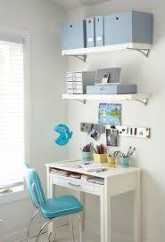 Small Kids Workspace Organization Ideas
