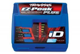<b>Зарядное устройство TRAXXAS EZ-Peak</b> Plus NiMH-LiPo Fast ...