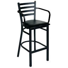bar stool baby high chair high stool with back support black bar stools with back support