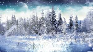Animated Snow Scenes Winter Snow Animated Wallpaper Http Www Desktopanimated Com