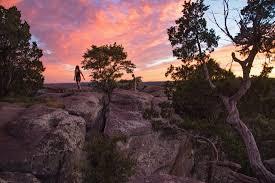 Garden of the gods camping illinois. Sunset To The South At Garden Of The Gods Picture Of Shawnee National Forest Illinois Tripadvisor