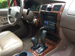 Toyota 4runner Limited Interior Excellent Runner Interior Colors ...