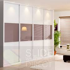 sliding wardrobe doors mixed white glass sliding wardrobe doors simple white sliding door wardrobe