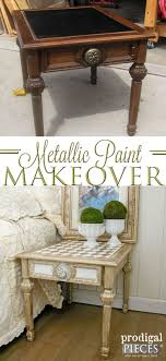 diy metallic furniture. 284 best metallic painted furniture images on pinterest refinishing and makeover diy
