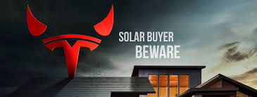 solar er beware with tesla the devil is in the details
