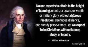 William Wilberforce Quotes Fascinating TOP 48 QUOTES BY WILLIAM WILBERFORCE Of 48 AZ Quotes